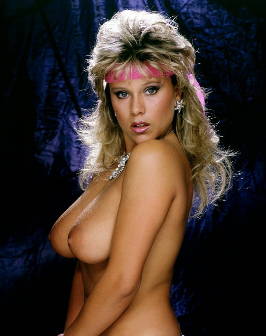 Sexsymbol osmdesátých let Samantha Fox