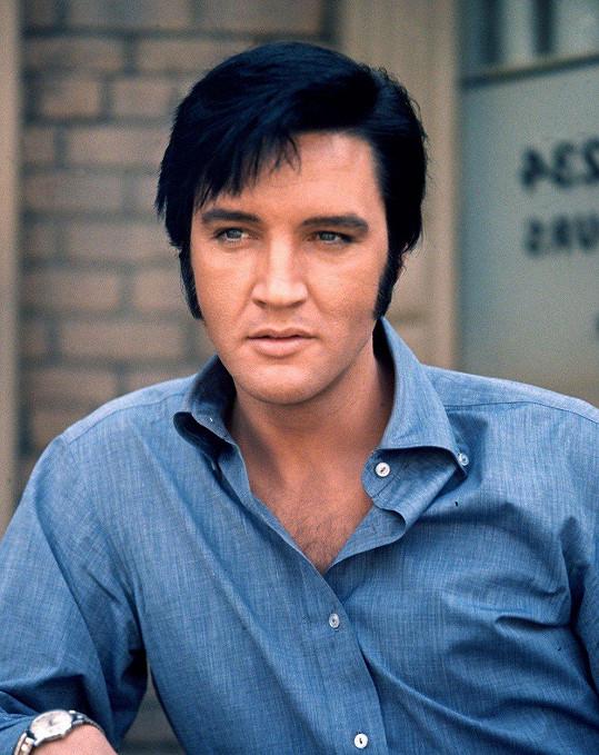 Butler si zahraje Elvise Presleyho.