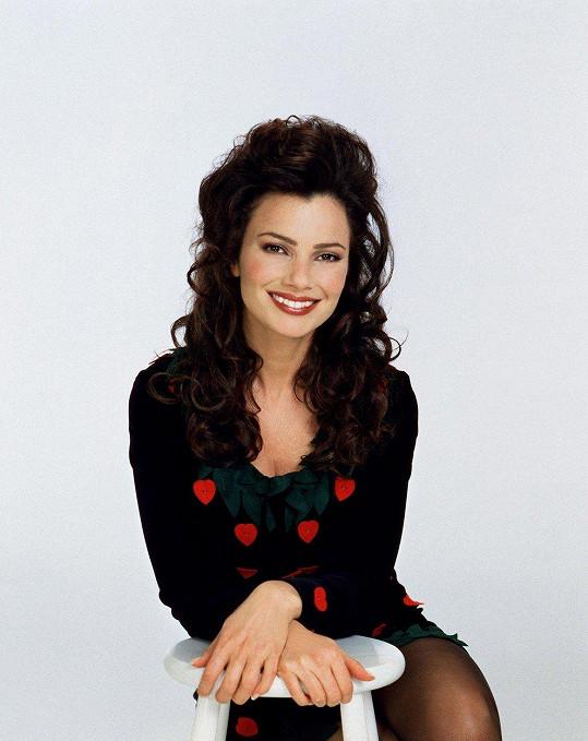 Fran v seriálu Chůva k pohledání (1993)