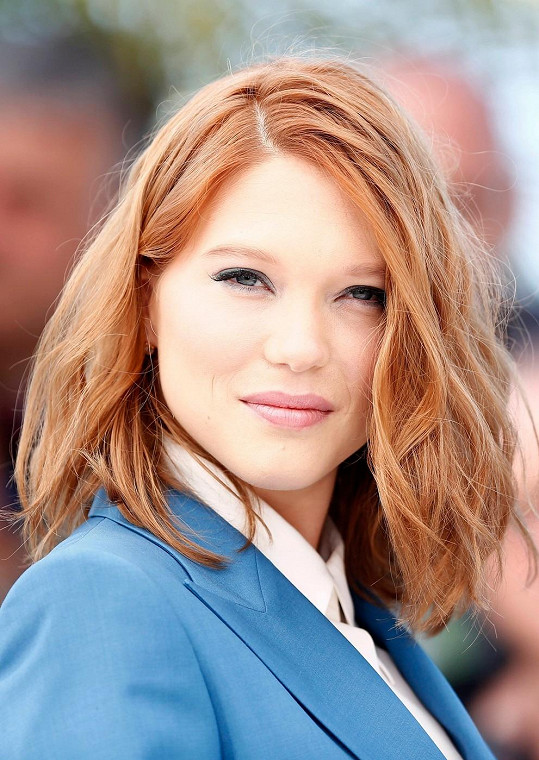 Francouzská herečka se objevila například ve filmu Grandhotel Budapešť.