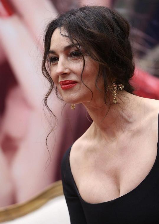 Herečka je i s prvními příznaky stárnutí nádherná.