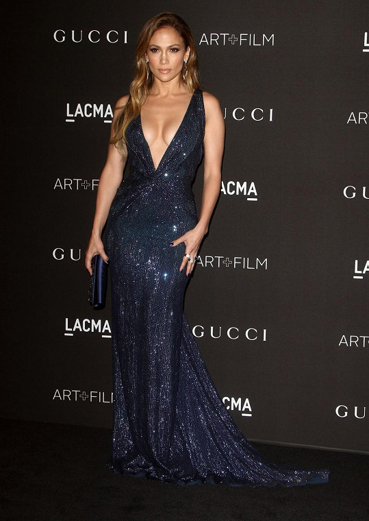 Jennifer Lopez vypadá ve 45 letech skvěle.