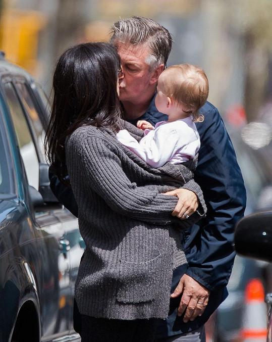 Manželé mají už téměř dvouletou dceru Carmen.