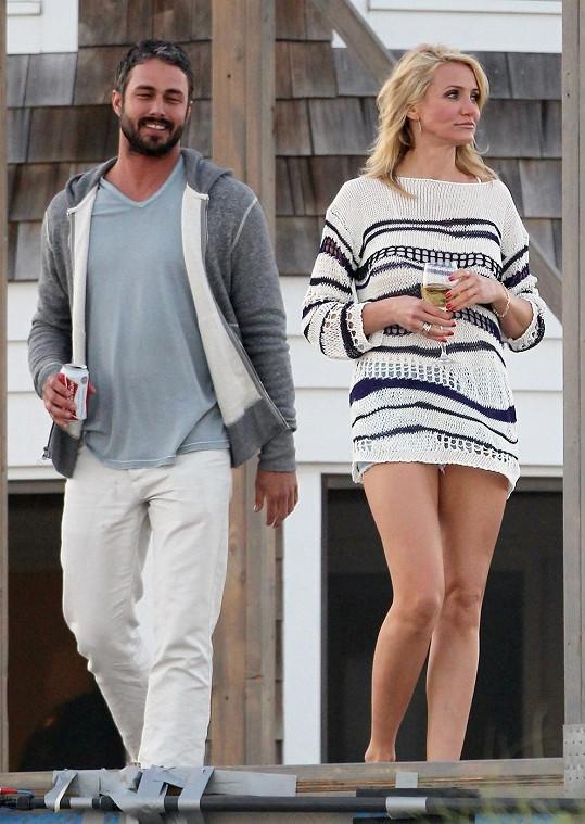 Cameron a Taylor si spolu zahrají ve snímku The Other Woman.