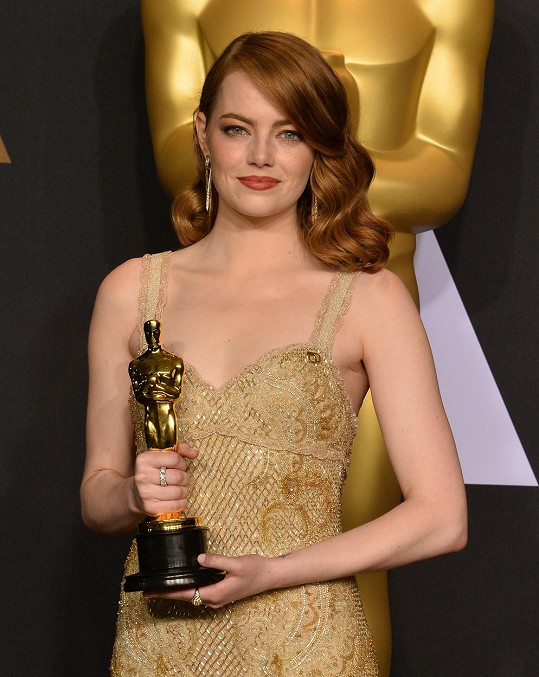 Emma Stone se podle zahraničních médií stala matkou.