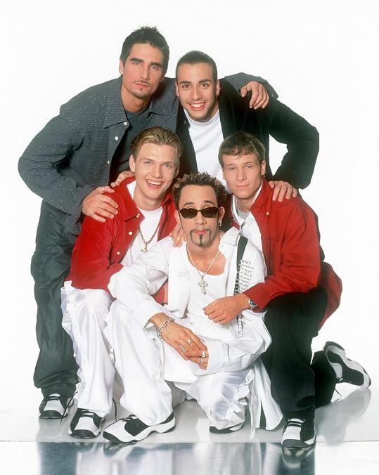 Backstreet Boys lámou dívčí srdce od roku 1993, kdy skupina vznikla.