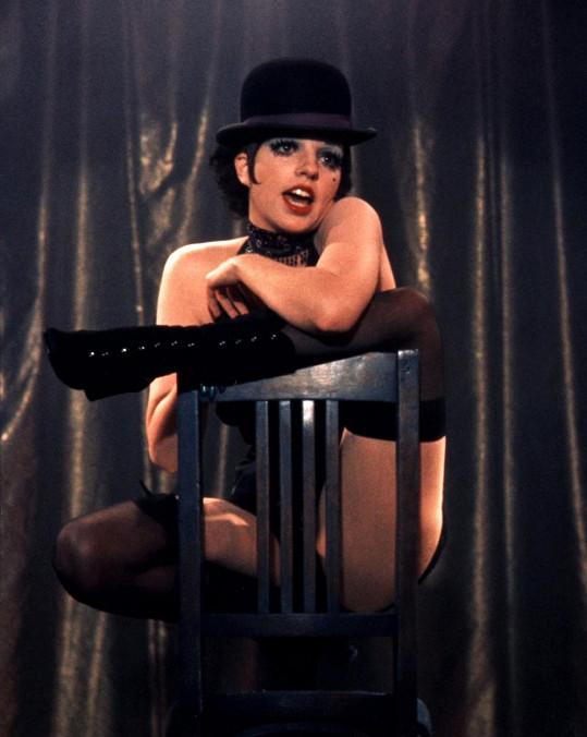 Liza ve filmu Kabaret (1972), za nějž získala Oscara