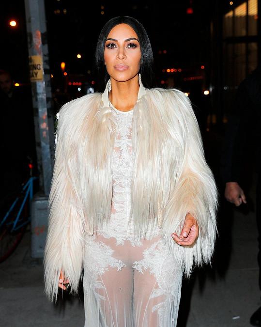Kim Kardashian dnes