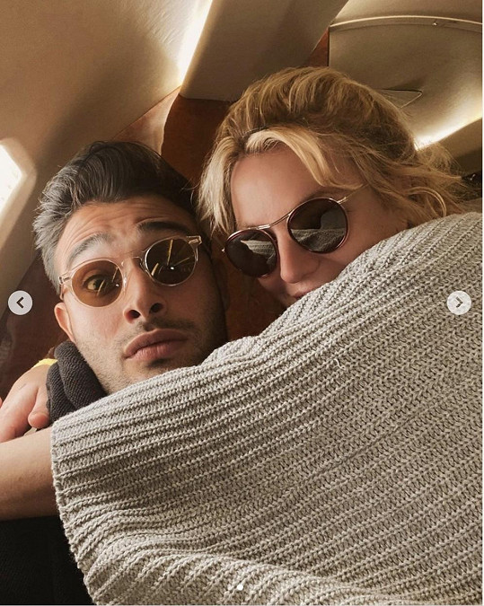 Sam by vztah s Britney rád posunul na další úroveň.