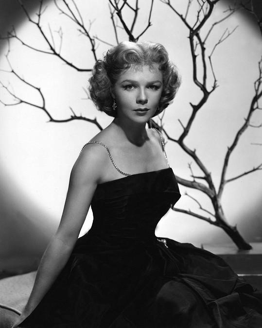 Sally Forrest na fotce z roku 1951