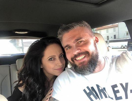 Lucie Bílá a Radek Filipi milují cestování.