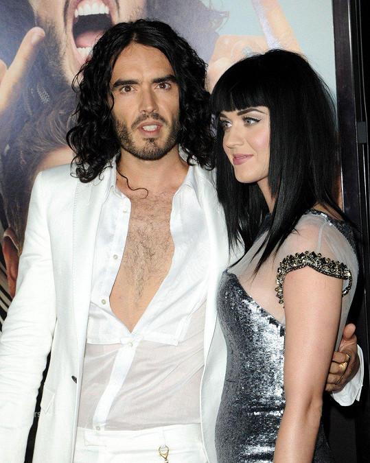 Katy Perry a Russell Brand by si ušetřili rozvod, kdyby trochu počkali.