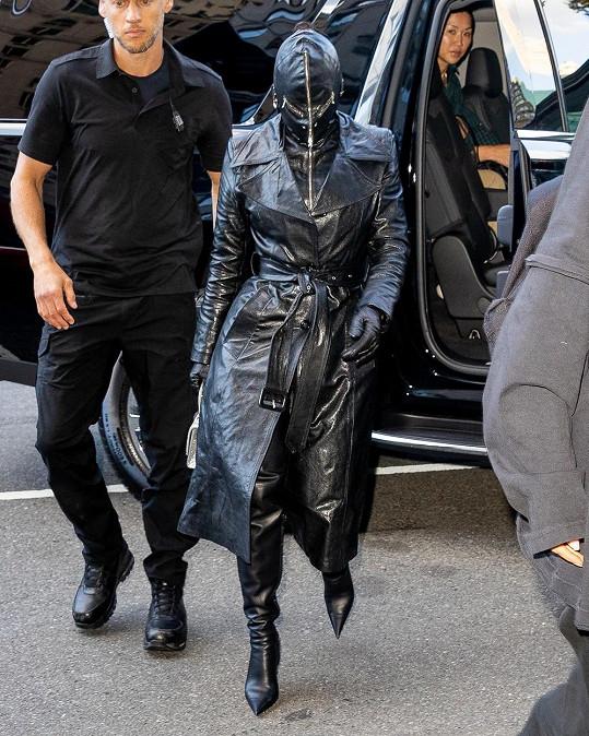 Kim se přesunula do New Yorku, kde proběhne Met Gala.