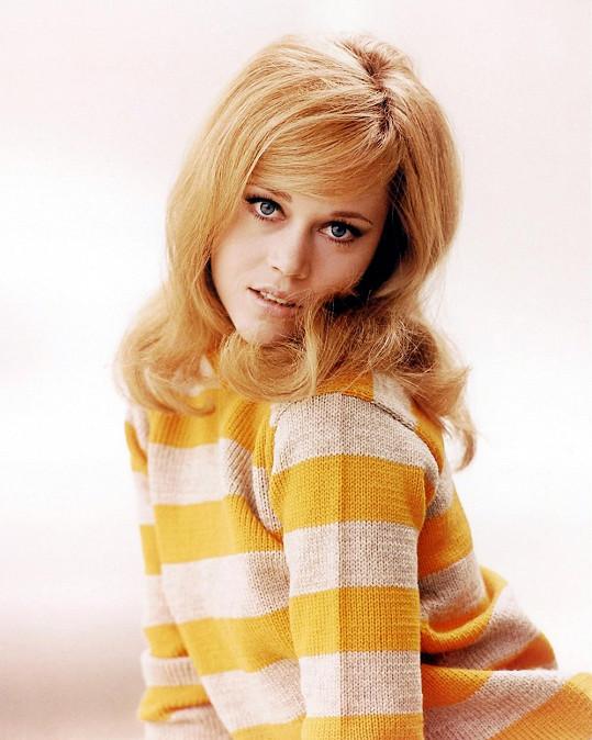 Tenhle pohled jí zajistil mnoho rolí. (1970)