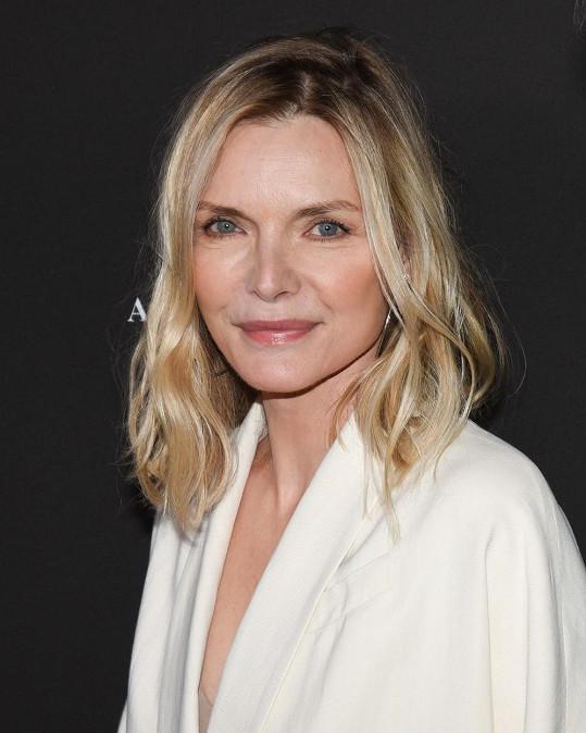 Michelle Pfeiffer pracovala jako prodavačka.