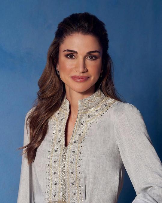 Královna Ranija Jordánská oslavila už 51. narozeniny.