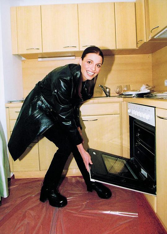 1. Vicemiss 2000 Kateřina Elgerová