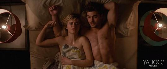 Film That Awkward Moment je jedním z posledních počinů Zaca Efrona.