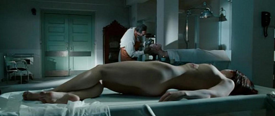 Christina si ve filmu zahrála s Liamem Neesonem.