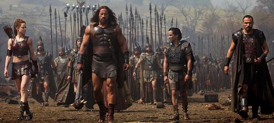Foto z filmu Hercules