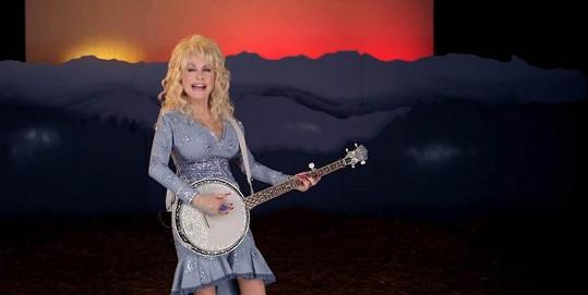 Dolly je stále plná energie.