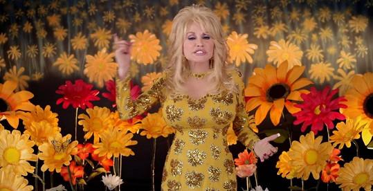 Dolly Parton chce stále vypadat sexy.