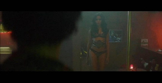 Bruno Mars s filmovou Latikou.