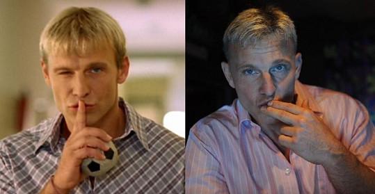 Martin Maxa věkem zmužněl, i když v Kameňáku 4 hraje gaye.