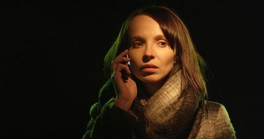 Jaka ve svém osobním životě byla také závislá na mobilu.