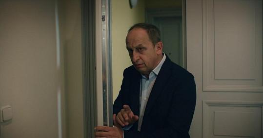 Jan Kraus ve filmu prožil to, čeho by v soukromém životě jistě nechtěl být svědkem.