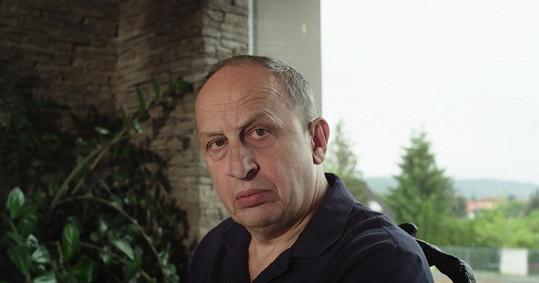 Jan Kraus v roli otce Kolmana