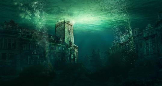 A pod vodou