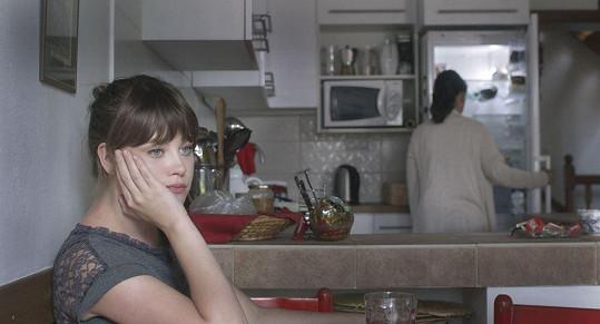 Jenovéfa Boková ve filmu Chvilky