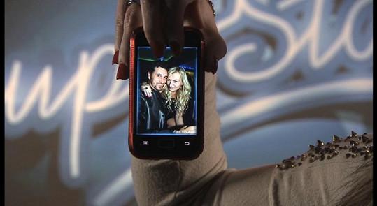 Eva se pochlubila společnou fotkou s hrabětem Martuccim.