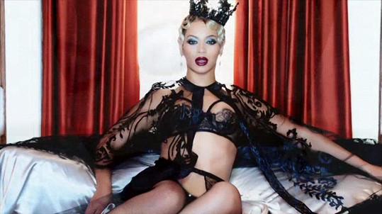 Beyoncé představila svůj vizuální počin.