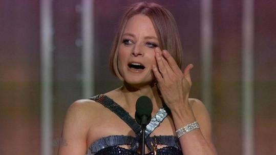 Jodie Foster poprvé veřejně přiznala svou orientaci.