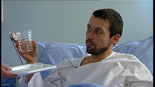 Hejlík alias Jáchym Kalina byl ve strašném stavu.