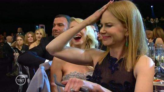 Nicole Kidman s Jennifer soucítila.