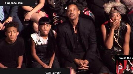 Smithovi nevěřili vlastním očím.