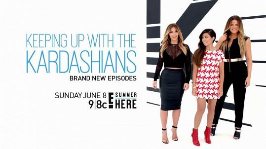 Kourtney Kardashian sdělila svému muži radostnou novinu v nedělní epizodě rodinné reality show.