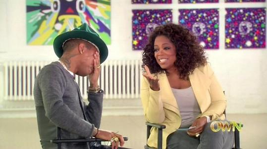 I Oprah Winfrey měla na kahánku...