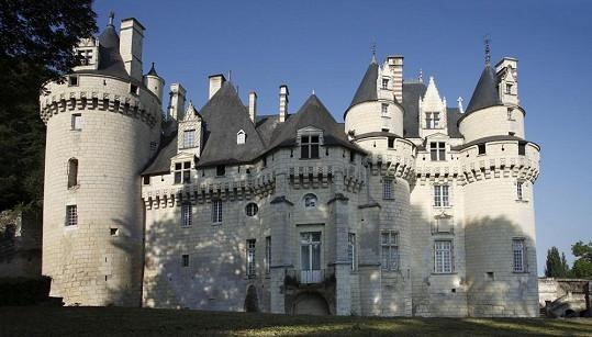 Château d'Ussé ve Francii má být místem, kde si slavní snoubenci řeknou své 'ano'.