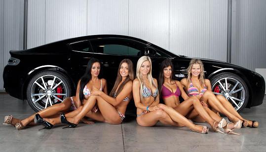 I loni bylo na výstavě aut krásně.