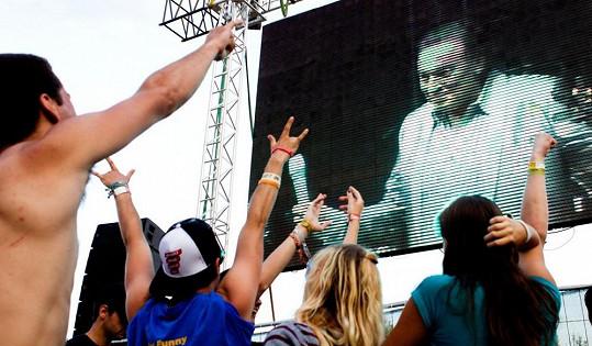 Karla Gotta si přišlo na Rock for People poslechnout 12 tisíc lidí.