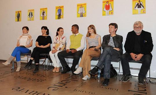 Tváře TV Nova se zapojily do projektu Dobrý anděl.