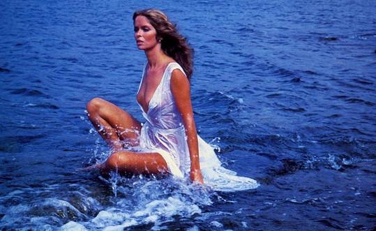 Tento záběr z ní udělal sexsymbol 70. let.
