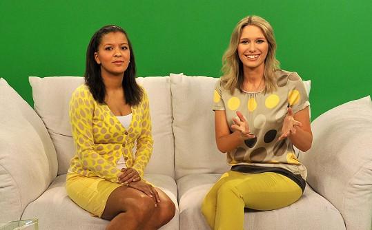 Tyhle dvě půvabné dámy jsou tvářemi nového pořadu.