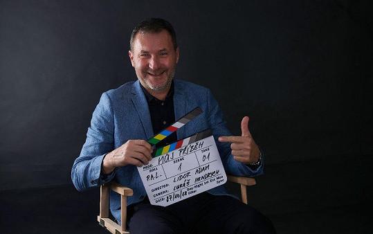Režisér filmu Můj příběh Libor Adam