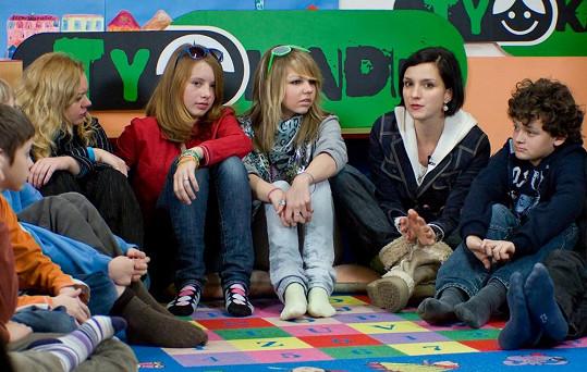Míša věří, že zrušený pořad pro děti televize nahradí nějakým novým. Zvlášť nyní, když Česká televize vytvořila nový dětský kanál.