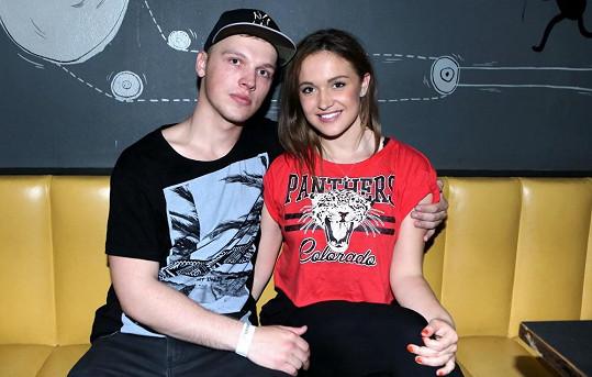 Livie a Viktor jsou krásný pár.